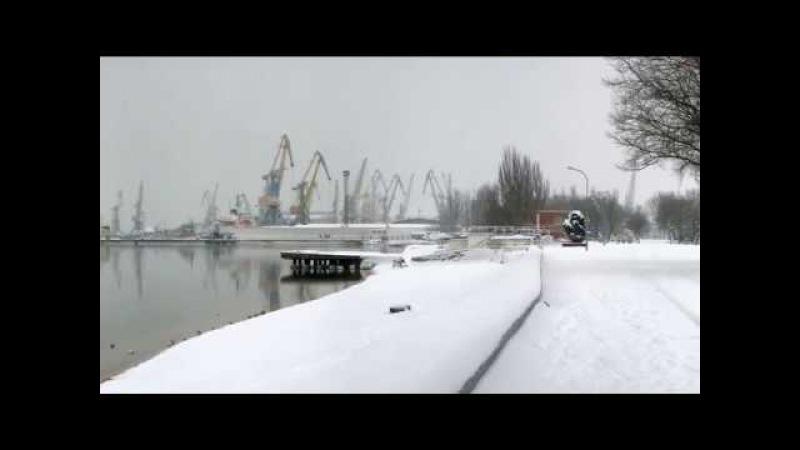 Бердянск Зима 2008