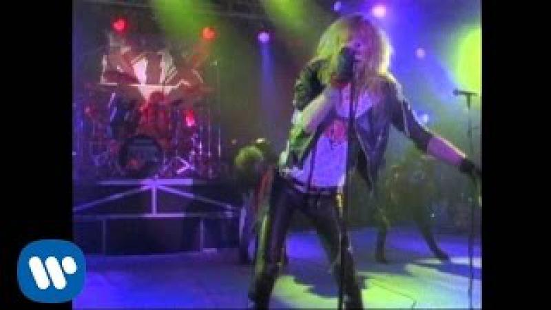 Kix - Midnight Dynamite (Official Music Video)