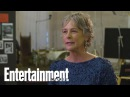 Walking Dead's Melissa McBride Was Thrust Into The World On First Day Filming | Entertainment Weekly