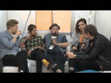 Lollapalooza Brasil entrevista com Of Monsters and Men