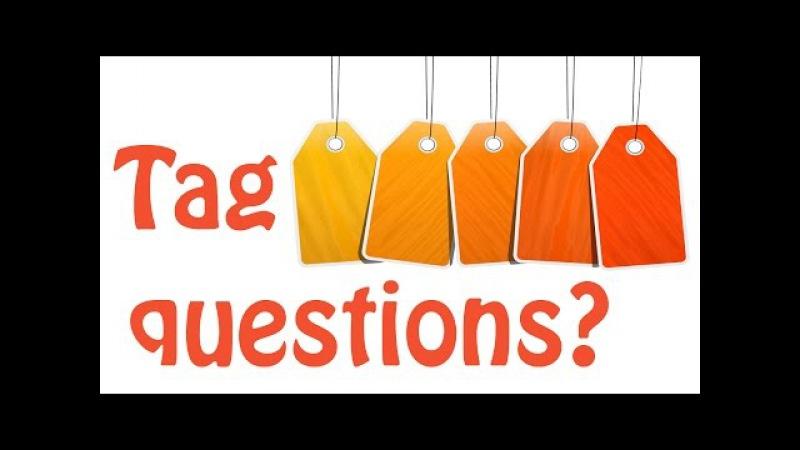 Tag questions esl - Easy way