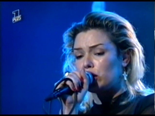 Kim Wilde - Cambodia Live Munchen 1992