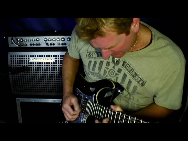 Boss GT-10 Traynor K-4 Video Demo by Glenn DeLaune