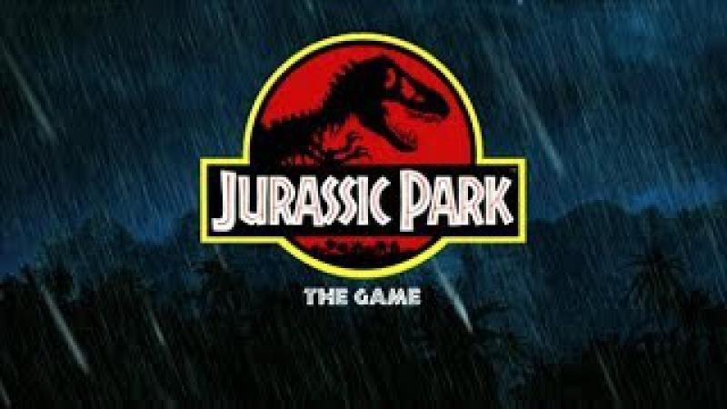 Jurassic Park: The Game\1\ Суровая баба...