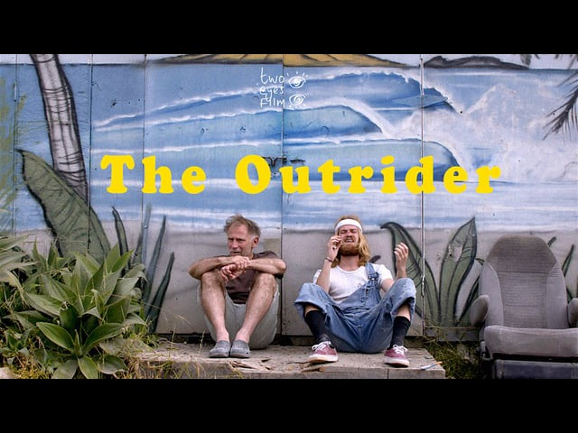 The Outrider - coming soon