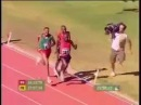 Оператор Бежит быстрее Олимпийских Бегунов