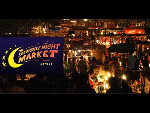 The Saturday Night Market GOA (Arpora) Part 1
