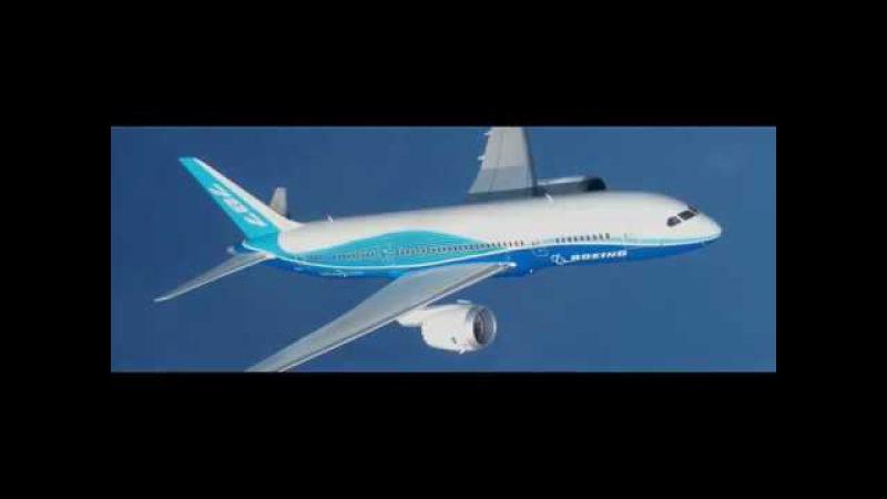 Сборка и окраска, модели Boeing 787 Dreamliner. Часть первая.