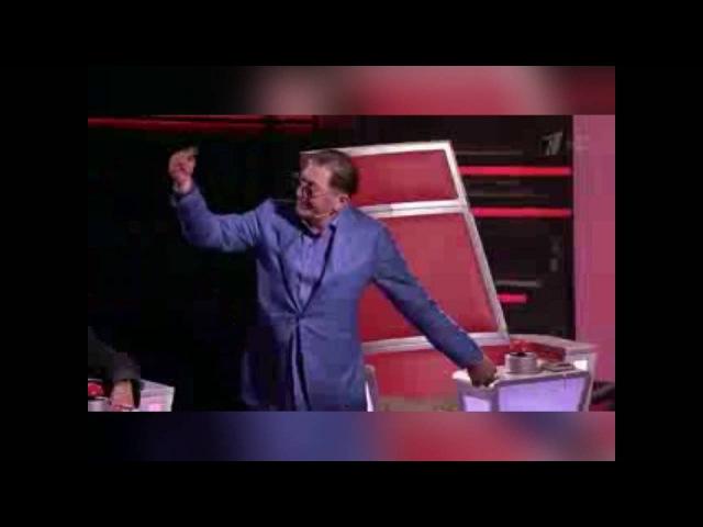 Григорий Лепс чуть не упал на шоу Голос😁😁😁 Ещё тот шутник👋👋👋