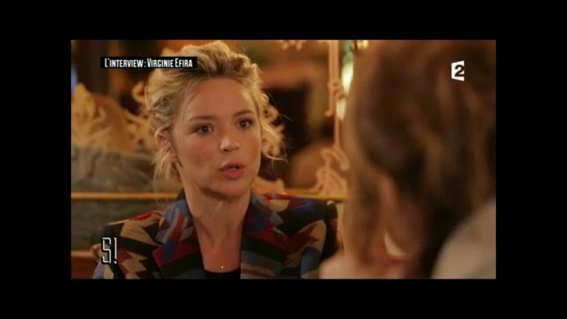 L' Interview : Virginie Efira - Stupéfiant !