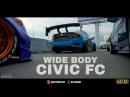 Honda Civic 2017 Sedan Wide Body Kevmannz Concept Bangkok Auto Salon 2017