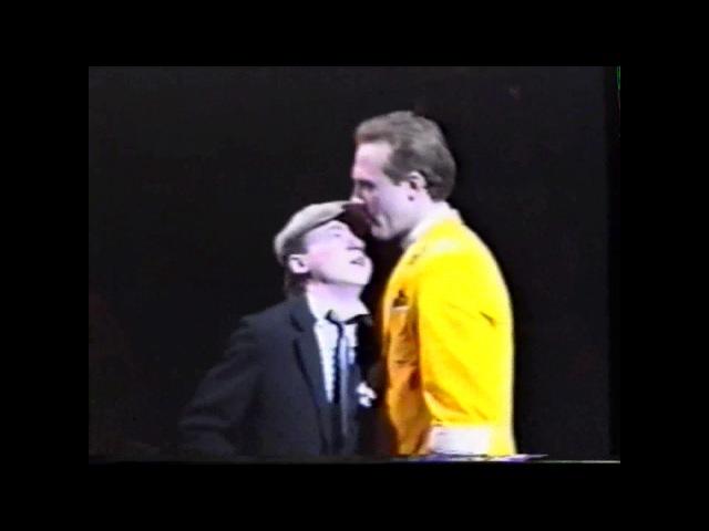 Эдуард Алексеенко и Андрей Жигалов Конфетка ГУЦЭИ 1991 Дело в шляпе