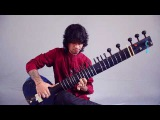 THE DILLINGER ESCAPE PLAN On The SITAR - Rishabh Seen Covers