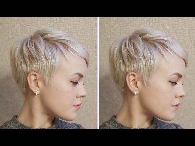 How To Cut a Short haircuts For Women - Short pixie haircut - Hairbrained