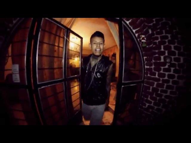Enner La Sensacion Ft. QBA - Me Gusta La Calle   Video Oficial   HD