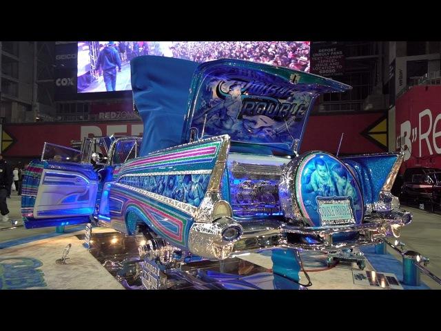 Arizona Lowrider Super Show 2018 - BEST RIDES COMPILATION