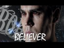 ► Stefan Salvatore || Believer ᴴᴰ ◄