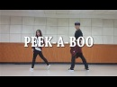 [cover]레드벨벳(Red Velvet) - 피카부(Peek-A-Boo) cover(Fulll ver./Male ver.) /K-POP dance cover