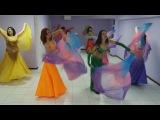 Школа арабского танца Хабиби - Сказки Шахеризады