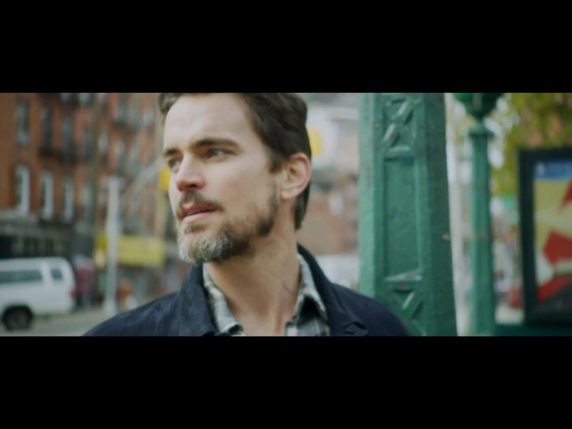 Matt Bomer for 7 For All Mankind Spring 2018 Campaign