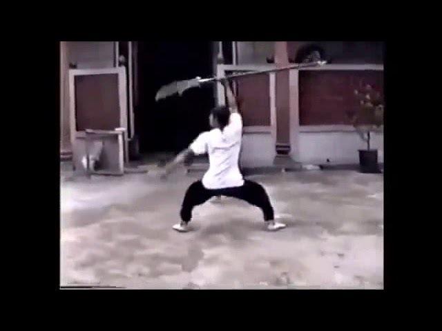 越南竹溪太極螳螂 春秋大刀 CCK TPM Dai Doa 2