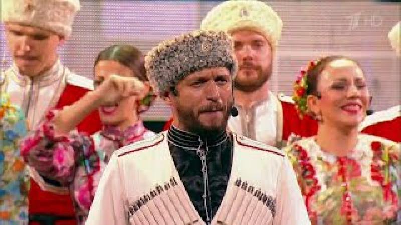 ♫ Не для меня - Кубанский Казачий Хор   Kuban Cossack Choir   English Russian Subtitles
