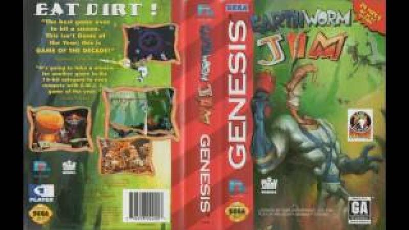 [SEGA Genesis Music] Earthworm Jim - Full Original Soundtrack OST