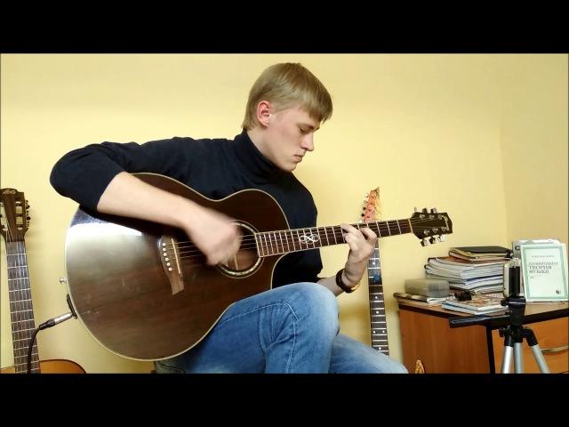 Waiting (Calum Graham cover)