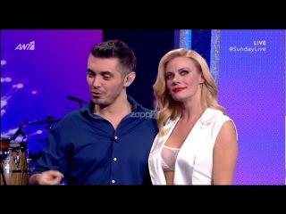 Ζέτα Μακρυπούλια - Μιχάλης Χατζηγιάννης: Η αμηχανία στον αέρα και η απαίτηση του κοινού για... φιλί!