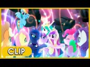 The Storm King's Defeat / Saving Equestria - My Little Pony: The Movie [HD]