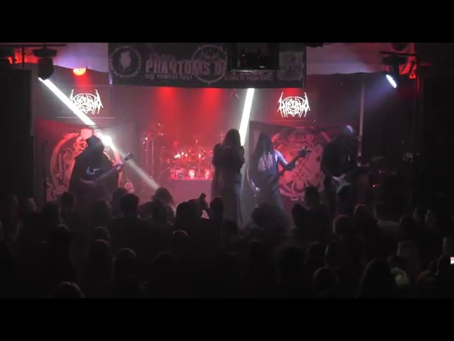 Inferno - The Funeral of Existence (Live @ Phantoms of Pilsen)