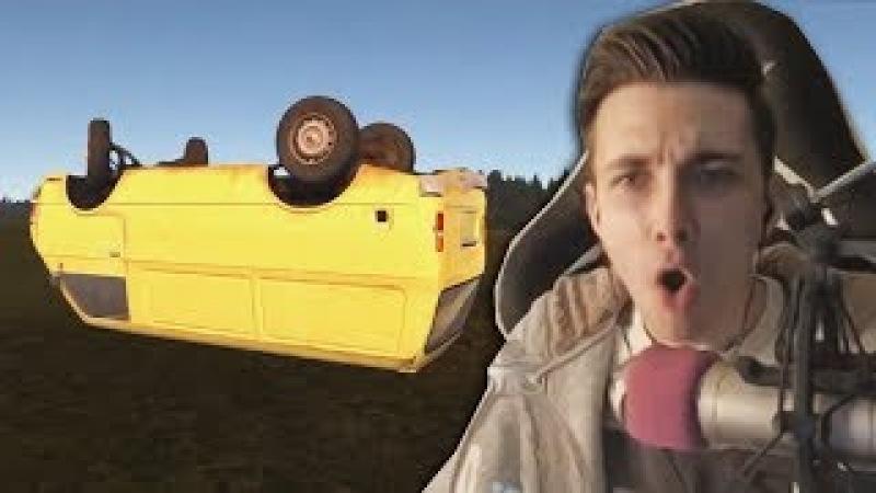 ДЖЕСУС ИГРАЕТ В MY SUMMER CAR/НАРЕЗКА/JesusAVGN