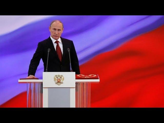Путин о составе правительства, деле Скрипаля, отношениях с Украиной