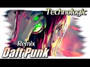 Daft Punk Technologic ★ G House Remix ★ Tony Ferrera ♫ Up Music