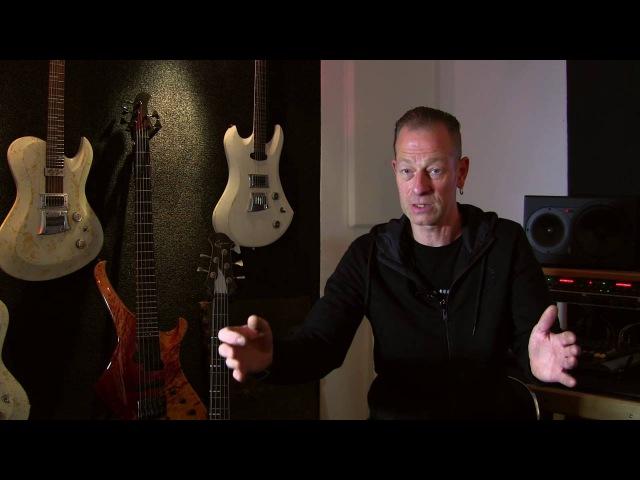 Kemper Profiler - That Rig Show 7 (german) - Cyan Guitars Tom Harm über den Profiler