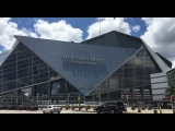 Mercedes-Benz Stadium  Architecture infused with IT to deliver the ultimate fan experience.