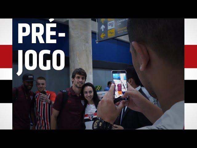 BORA PRO RIO: FLUMINENSE X SPFC   SPFCTV