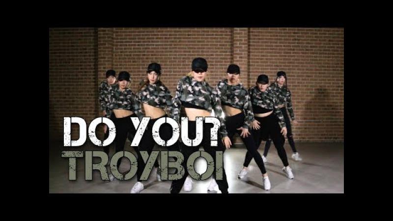 TroyBoi - Do You | SKY J CHOREOGRAPHY @ IMI DANCE STUDIO