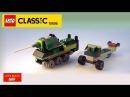 LETS BUILD LEGO - Танк и пушка 1941-1945 Часть 1 Танк