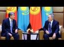 Атамбаев жестко наехал на Назарбаева