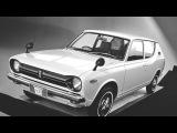 Nissan Cherry Van E10