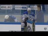 КХЛ (Континентальная хоккейная лига) - Моменты из матчей КХЛ сезона 16/17 - Удаление. Липин Александ