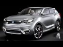 SsangYong SIV 1 Concept '03 2013