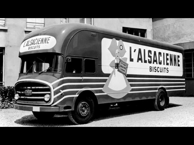 Somua JL19LB Tual et Gourmelen Fourgon 1957