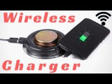 How to Make Wireless Charger | Turn Your charger  Wireless how to make wireless charger | turn your charger  wireless