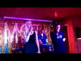 Molly Nilsson at Moth Club - 08 February 2016 - London - Islands In The Stream