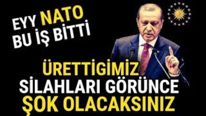 Erdoğandan NATOya TARİHİ AYAR. (...GÖRÜNCE ŞOK OLACAKSINIZ)