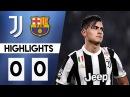 Juventus-Barcellona 0-0 Gli Highlights • 2017/18
