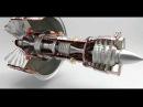 Турбина, правки по моделингу