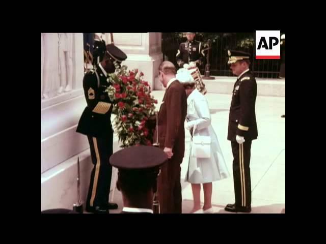 Queen Visits America - 1976